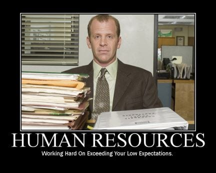 Implementing A New Framework for Human Resources