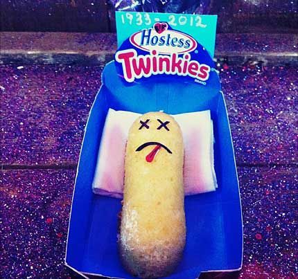 What Happened to Hostess Twinkies?