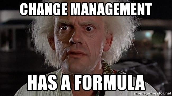 Rethinking Change Management