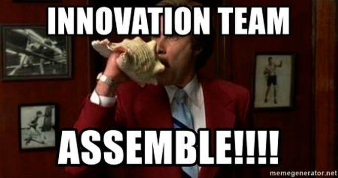 Facilitating Innovation with Your Team
