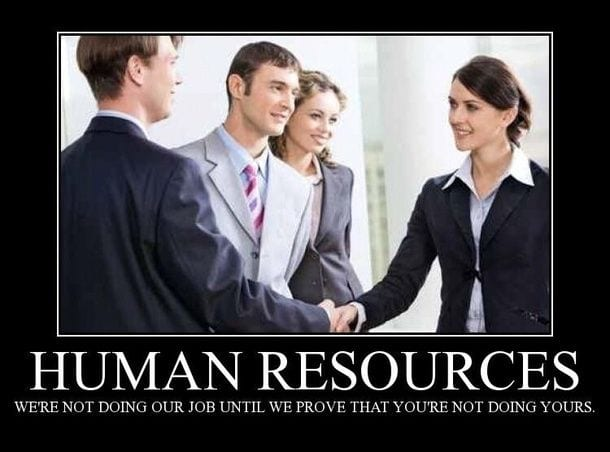 Reframing Human Resources