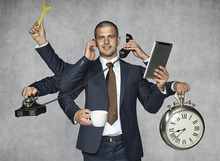 The Current State of Innovation: The Busy Manager