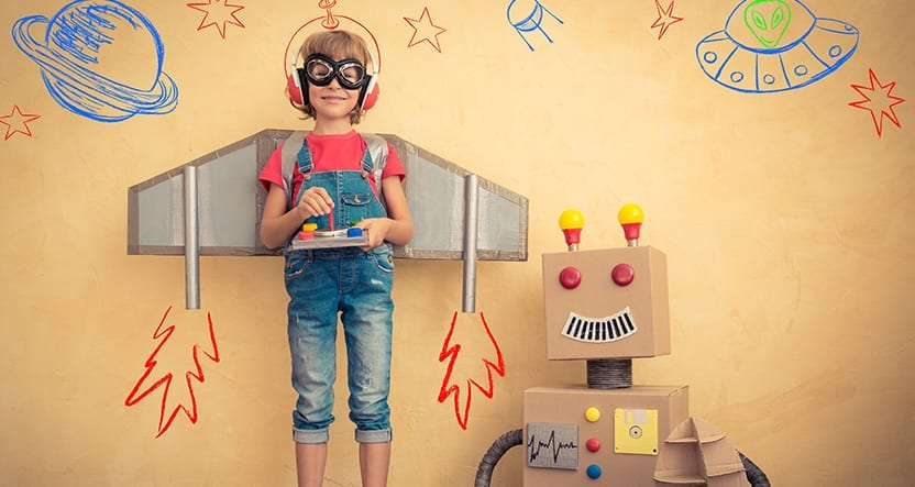 Top 10 Signs That Your Child Is Creative