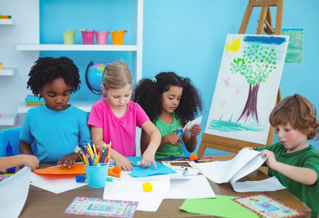 Top 5 Activities for Creative Kids