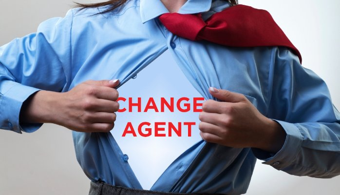 Top Attributes of Change Agent