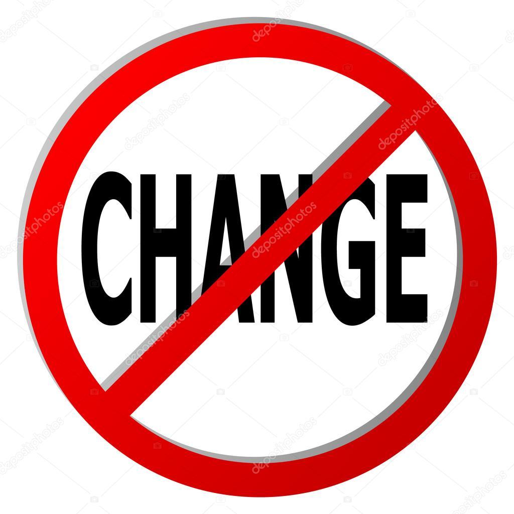 Top Change Detractors
