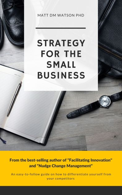 Strategy for the Small Business Book Description