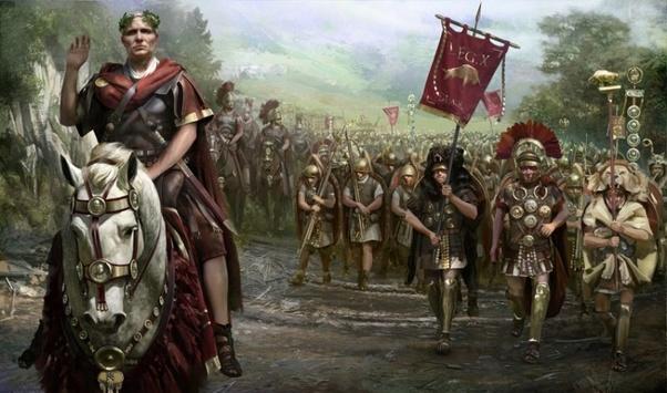 Gallic War Innovations